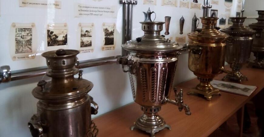 Музей самоваров в Суксуне