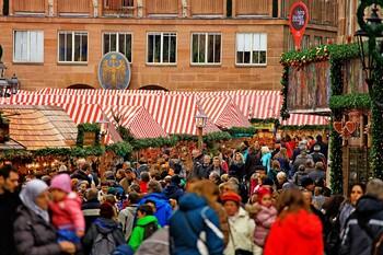 Нюрнберг отменяет знаменитую рождественскую ярмарку