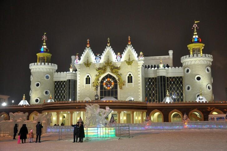 Кукольный театр «Экият»