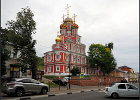 На три дня в Нижний Новгород _ Рождественская