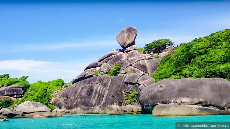 Экскурсия на Симиланские острова | Тропик Тур
