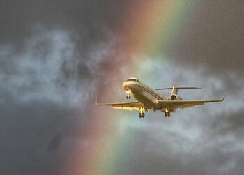 Россия стала лидером в Европе по числу авиарейсов в сутки