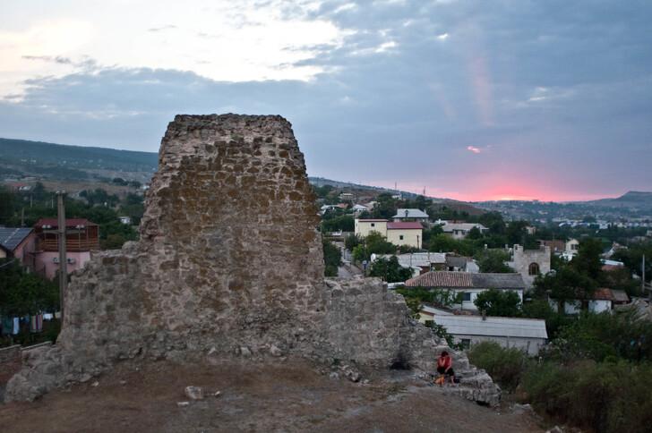 Башня Джованни ди Скаффа
