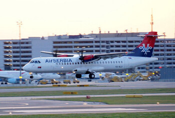 Air Serbia возобновляет рейсы Белград — Москва
