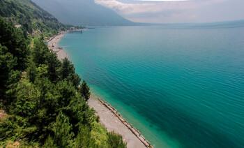 Абхазию за три месяца посетили свыше 600 000 туристов