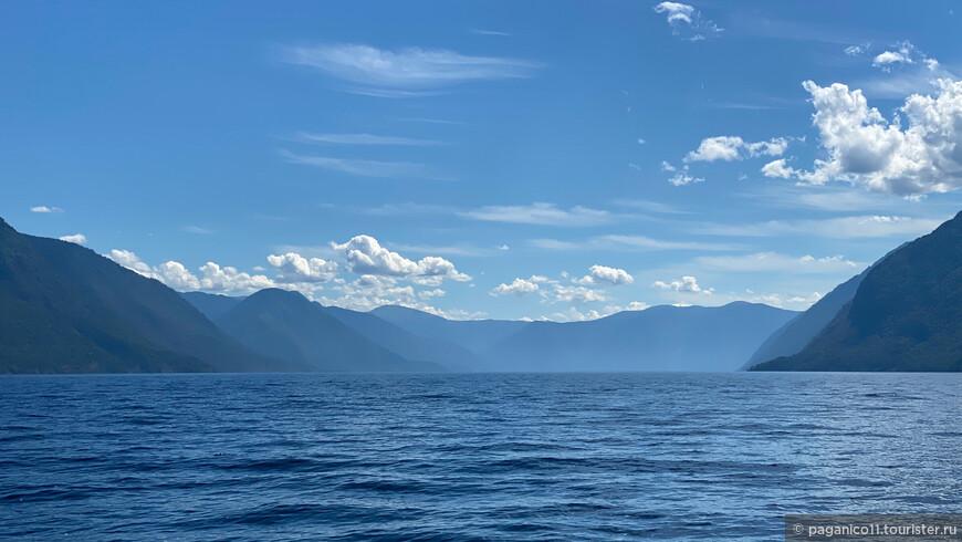 Один абсолютно счастливый день на Телецком озере