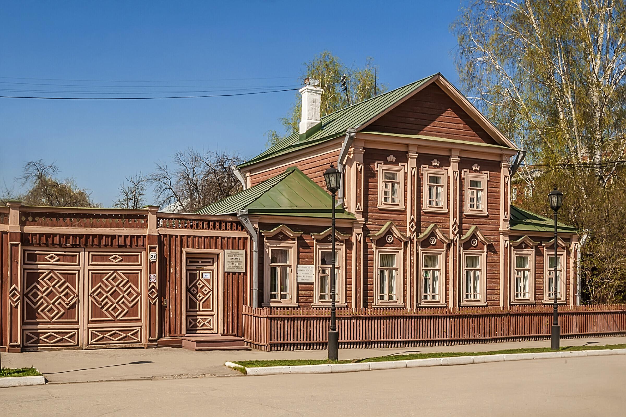 Музей фабриканта Павлова