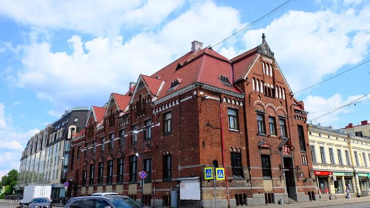 Бывшее здание банка на Рыночной площади
