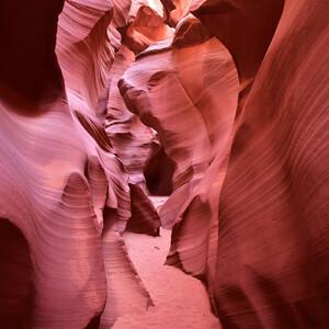 Нижний каньон Антилопы
