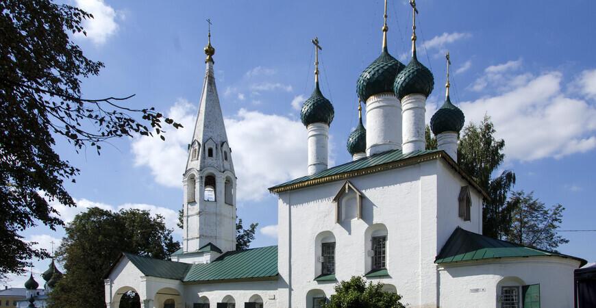 Церковь Николы Рубленого