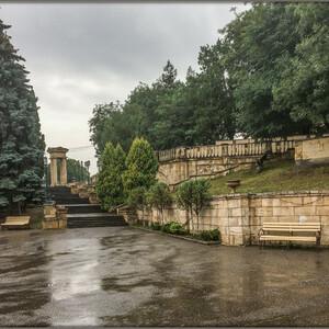 Ессентуки, дождь и я