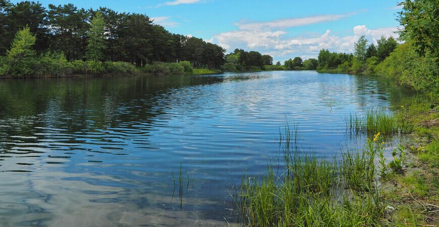 Озеро Акулинкино