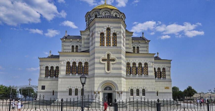 Свято-Владимирский собор<br/> в Севастополе
