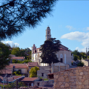 Лофу и Силику — традиционные кипрские деревушки