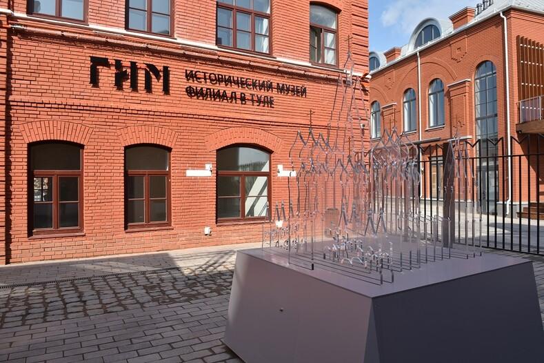 Сокровища главного музея страны в Туле