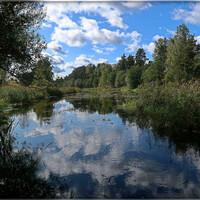 Удомля: в поисках левитановского пейзажа
