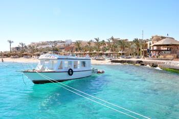 Курорты Египта с июля приняли 430 000 иностранных туристов