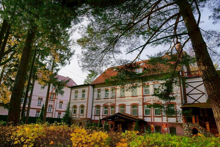 Отель «Старый доктор»