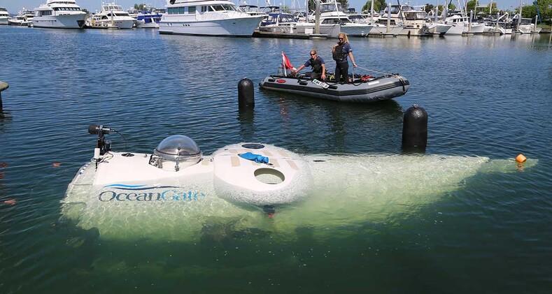 В 2021 году туристы смогут погрузиться к обломкам Титаника за 125 000 долларов