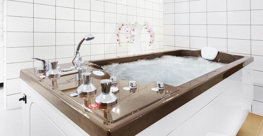 Термальные ванны санатория «Истокъ»