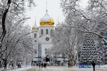 В Краснодарском крае отменяют уличные гуляния на зимние праздники