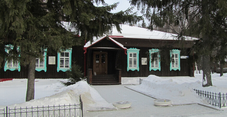 Музей Кузнецова в Талице