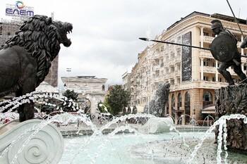 Северная Македония ввела режим кризисного положения