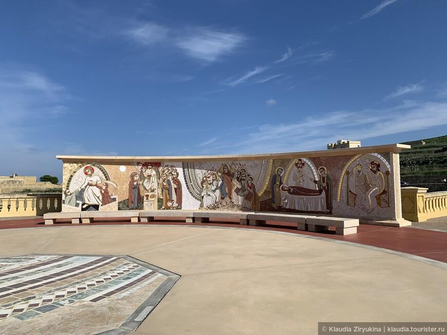 Базилика Та Пину — место обращения к Богу