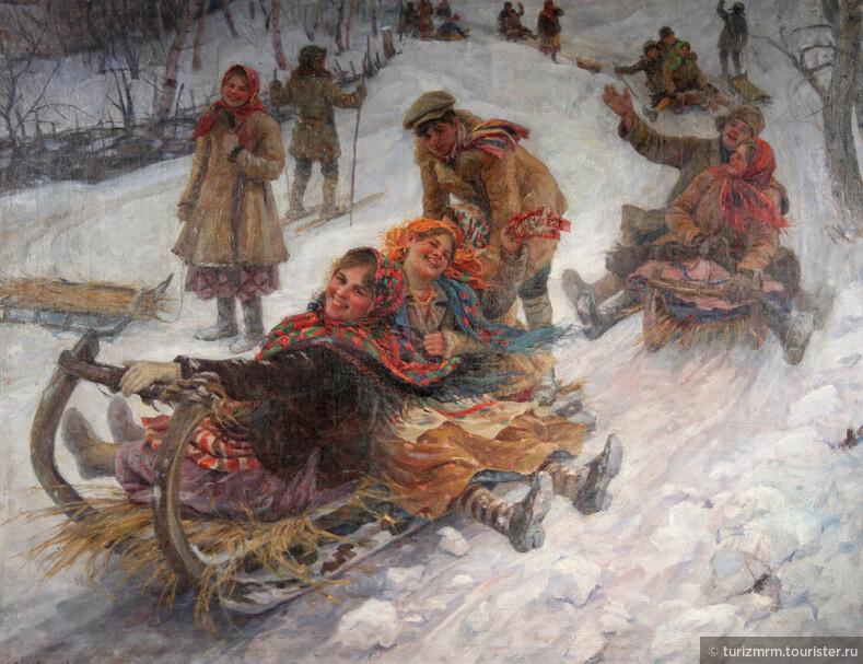 Топ - 5 причин купить билет на поезд и приехать на зимние каникулы в Мордовию