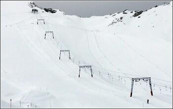 Германия требует от ЕС запретить работу горнолыжных курортов до 10 января