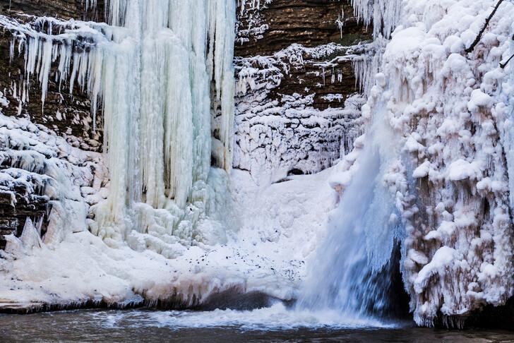 Водопады в Адыгее