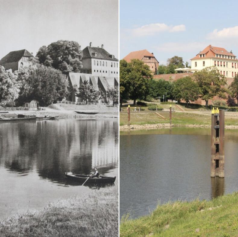 20 фото старушки Европы из серии Тогда и сейчас: голландец переснял фотографии 100-летней давности