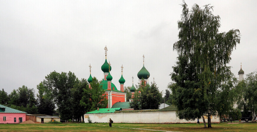 Кремль Переславль-Залесского