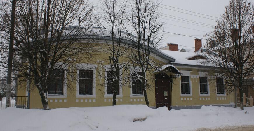Дом-музей «Дом городского головы Г. Н. Ботникова»