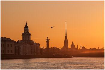 Власти Петербурга просят туристов не приезжать в город на Новый год