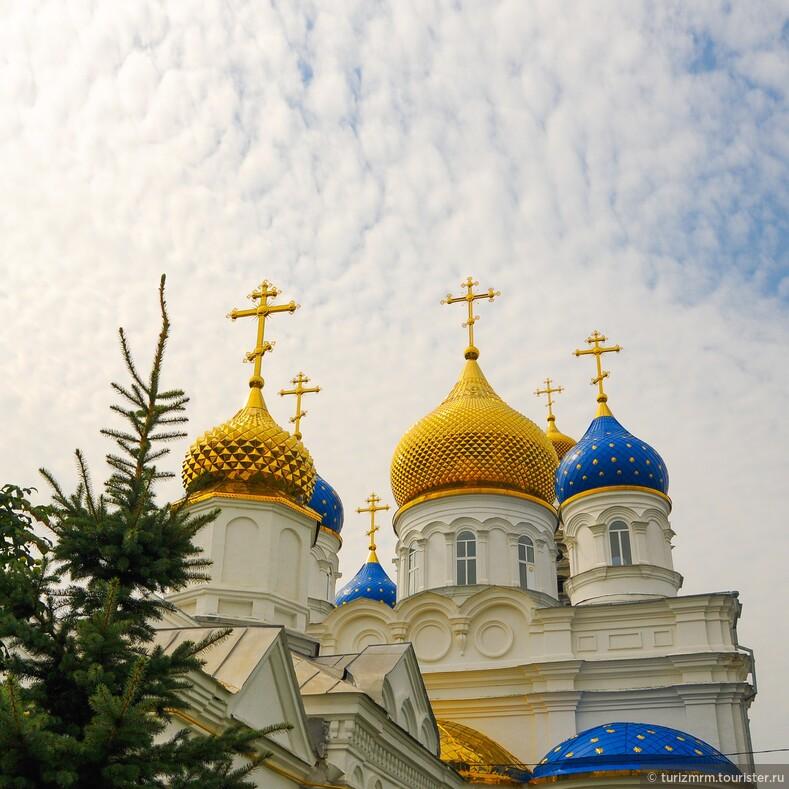 Туристические сокровища Рузаевского района Параскево-вознесенский женский монастырь в селе Пайгарма