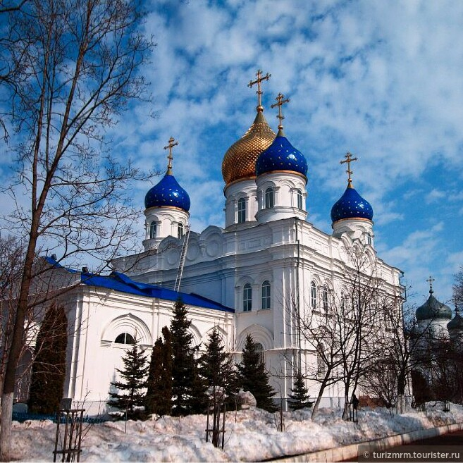 Туристические сокровища Рузаевского района: Параскево-вознесенский женский монастырь в селе Пайгарма