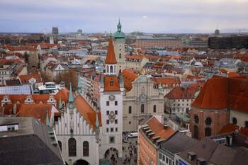 Бавария второй раз объявляет режим ЧС