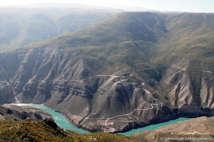 Автопутешествие по Дагестану