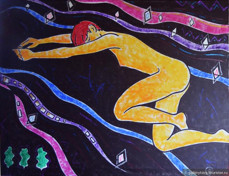 Выставка Переход Z Маргариты Фелис