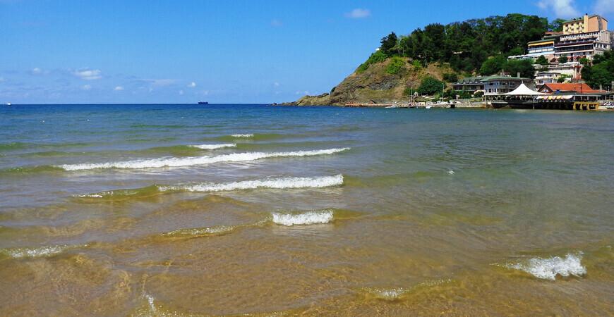 Общественный пляж Килиос