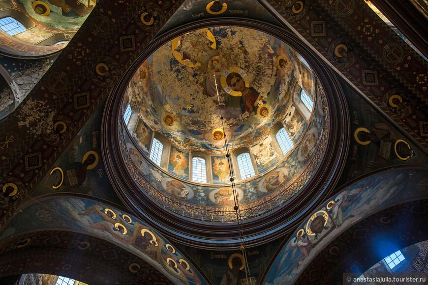 Там, где душа Абхазии. Новоафонский Симоно-Кананитский монастырь
