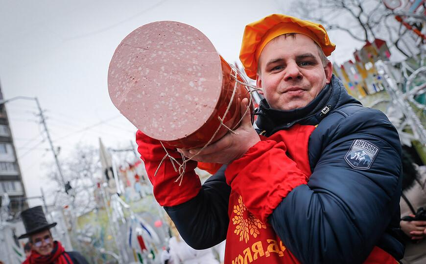 Город длинной колбасы