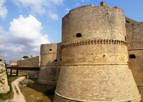 Крепость Отранто — главный замок на юге Италии против турок