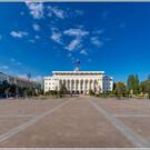 Площадь Ленина в Махачкале
