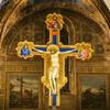 Церковь Всех Святых, распятие Джотто