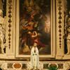 Церковь Всех Святых , украшение главного алтаря