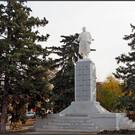 Площадь Ленина в Энгельсе