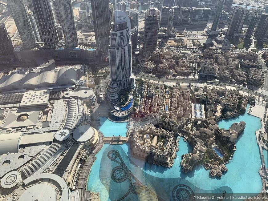 Высочайшая в мире башня — символ Дубая