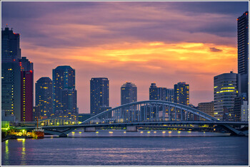 В столичном регионе Японии введут режим ЧС